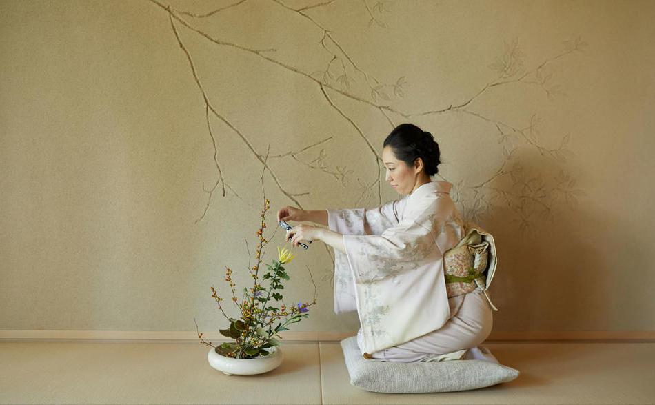 アマン京都のアクティビティ