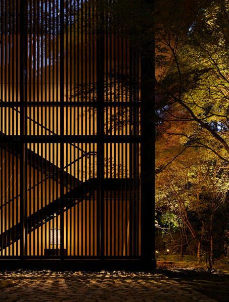アマン京都の客室の外観