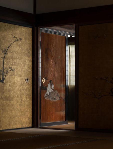 アマン京都の館内